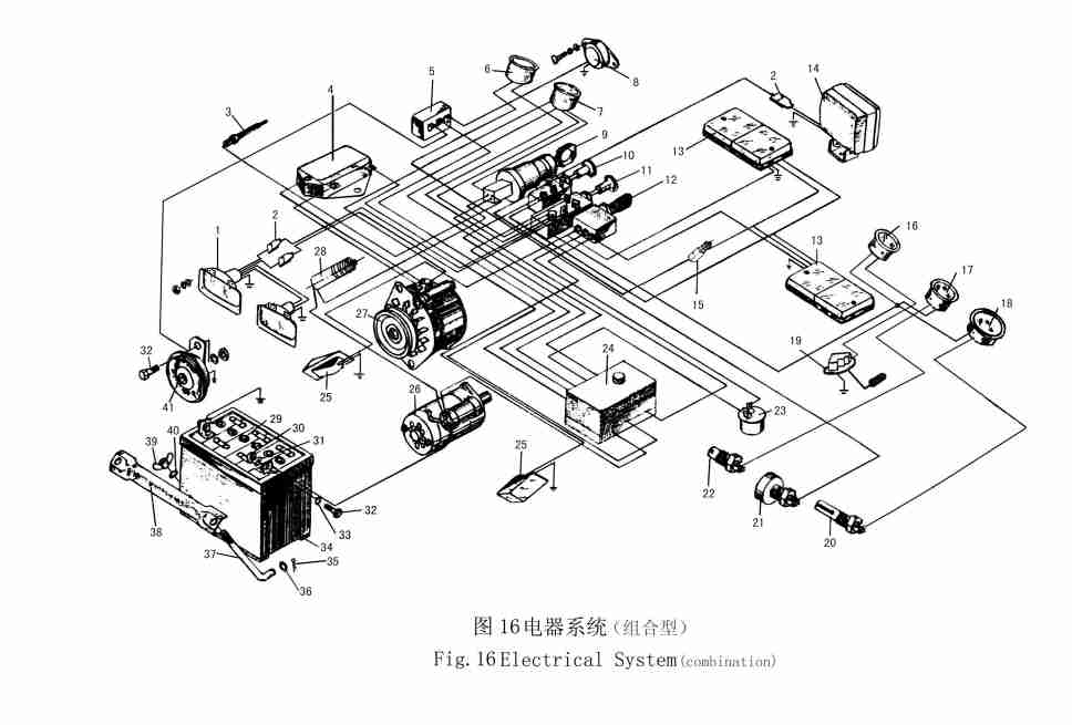 wiring diagram for 284 jinma tractor wiring diagram for 666 ih tractor tachometer