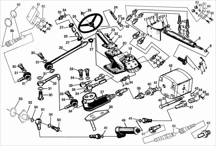 JM254Manual – Ih 284 Wiring Diagram